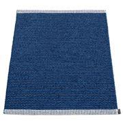 Pappelina - Mono Rug Dark Blue & Denim 60x85cm