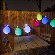 Thumbs Up - Balloon String Lights