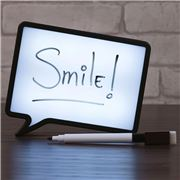 Thumbs Up - Speech Bubble Memo Light