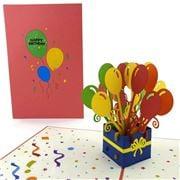 Colorpop - Happy Birthday Balloons Medium