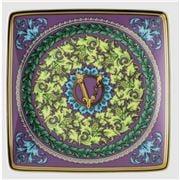 Rosenthal - Versace Barocco Mosaic Flat Square Dish 12x12cm