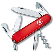 Victorinox - Tourist Swiss Army Knife Red
