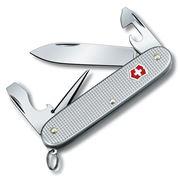 Victorinox - Alox Pioneer Silver Swiss Army Knife