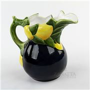 Zanatta - Blue Jar with Lemons Application 27x20cm
