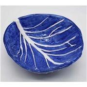 Zanatta - Dutch Blue Cabbage Bowl P1 20x7.5x20cm