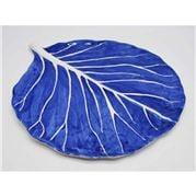 Zanatta - Dutch Blue Cabbage Platter 29x28cm
