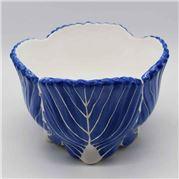Zanatta - Dutch Blue Palm Tree Cachepot