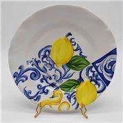 Zanatta - Maiolica Tiles Shallow Dish 26cm