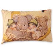 Kip & Co - Koala Cuddles Cotton Pillowcase Standard