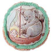 Kip & Co - Koala Magic Round Cushion