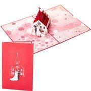 Colorpop - Wedding Chapel Greeting Card Medium