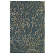 Sanderson - Meadow Burnish Grey Contemporary Rug 240x170cm