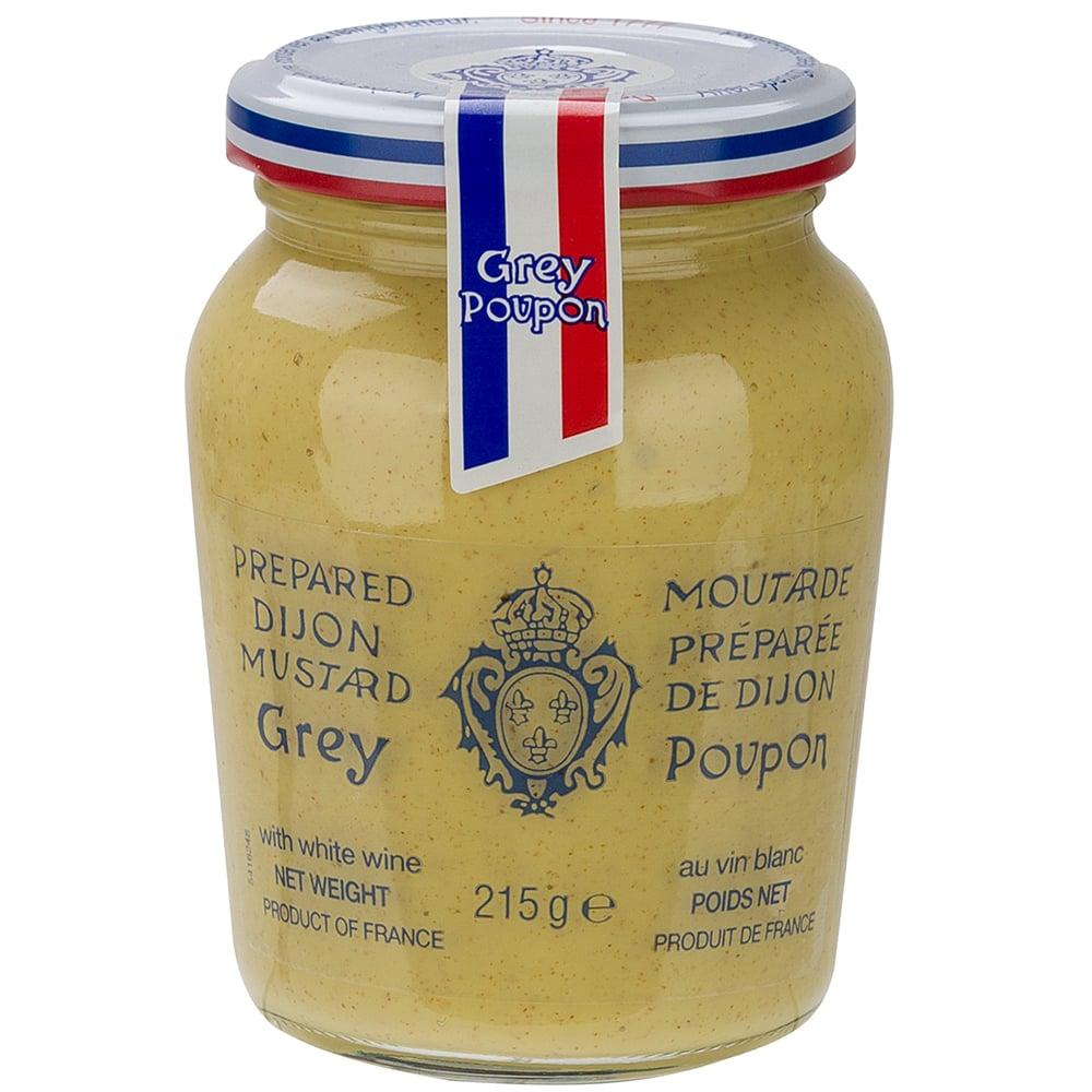 grey poupon dijon mustard 215g peter s of kensington