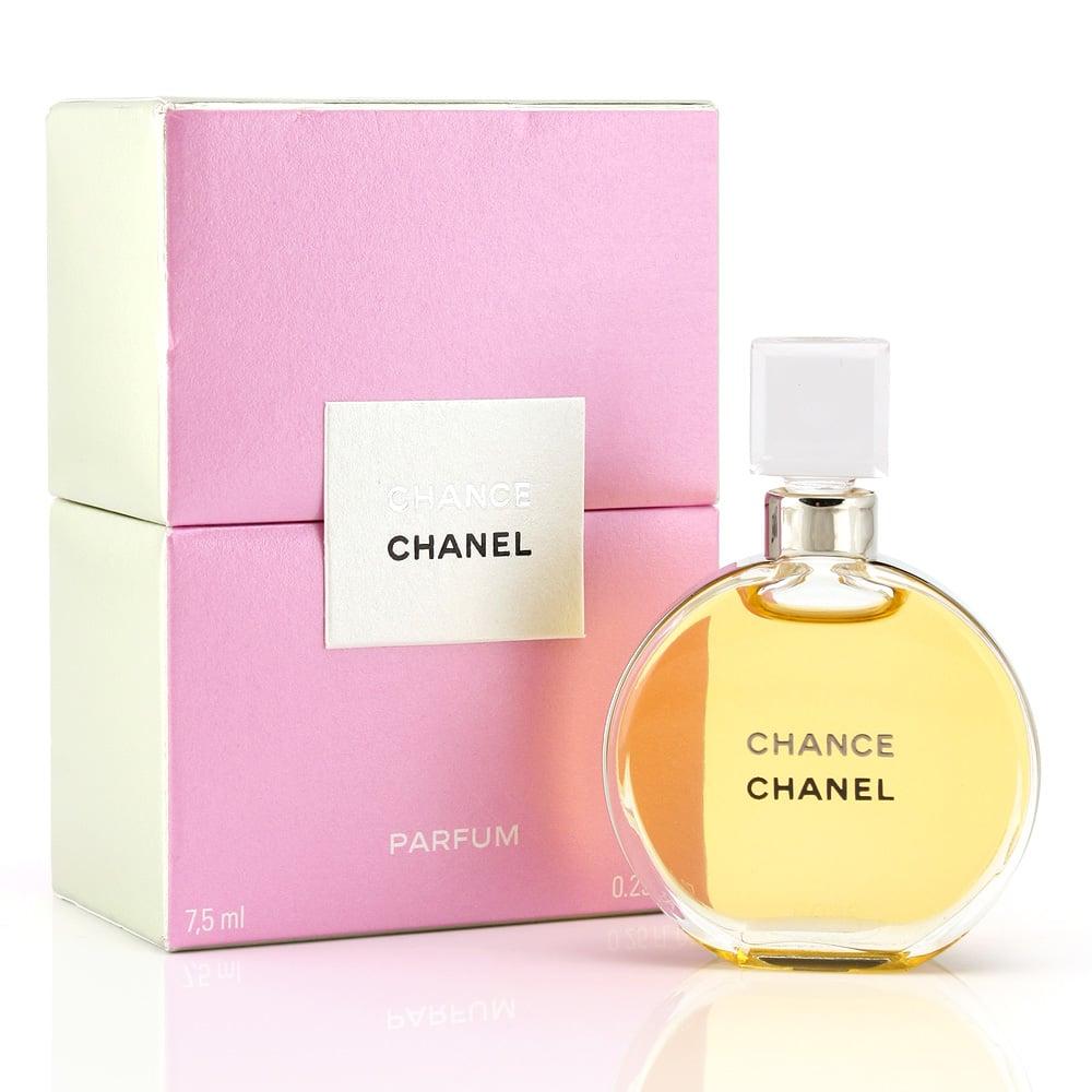Chanel - Chance Parfum 7.5ml | Peter's of Kensington: www.petersofkensington.com.au/Public/Chanel-Chance-Parfum-75ml.aspx