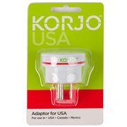 Korjo - USA Adaptor Plug