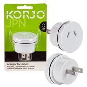 Korjo - Japan and USA Adaptor Plug