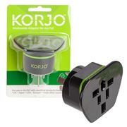 Korjo - Adaptor Worldwide to Aus/NZ