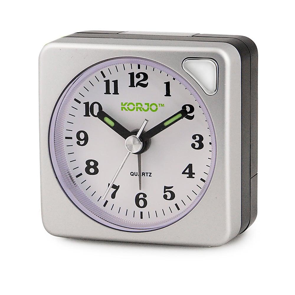 Korjo - Analogue Travel Alarm Clock | Peter's of Kensington