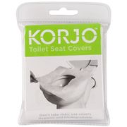 Korjo - Toilet Seat Cover Set 10pce