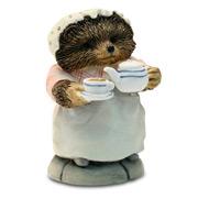 Beatrix Potter - Mrs Tiggy Winkle Pouring Tea