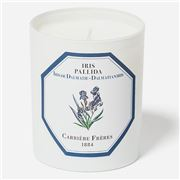 Carriere Freres - Dalmatian Iris Scented Candle 185g