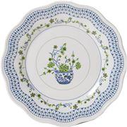 The Enchanted Home - Floral Melamine Salad Plate 21.6cm