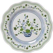 The Enchanted Home - Floral Melamine Dinner Plate 27.9cm