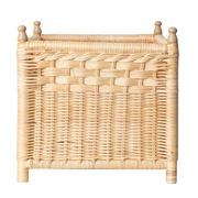 The Enchanted Home - Wicker Box Planter Large 36x36cm