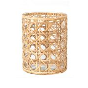 The Enchanted Home - Wicker Hurricane Small 15cm