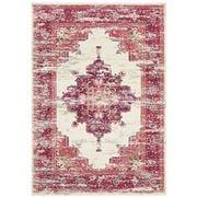 Rug Culture - Pink & Ivory Oriental Rug 400x300cm