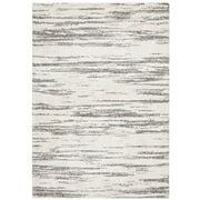 Rug Culture - Charcoal & Ivory Modern Rug 230x160cm