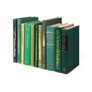 Collectors Library - Books By The Foot Green