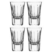 Christofle - Iriana Vodka Glass Set 4pce