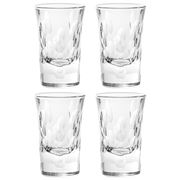 Christofle - Cluny Vodka Glasses Set 4pce