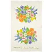 Susie Crooke - Flowers Tea Towel