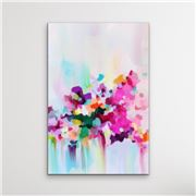 I Heart Wall Art - All The Days Ahead Pink Art 100x140