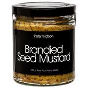 Peter Watson - Brandied Seed Mustard 250g