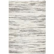 Tapete Rug - Charcoal & Ivory Contemporary Rug 320x230cm