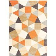 Tapete Rug - Rust Digital Print Tesselate Rug 160x110cm