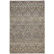 Tapete Rug - Grey Jute Tribal Rug 280x190cm
