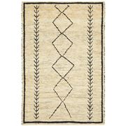 Tapete Rug - Neutral Jute Tribal Rug 225x155cm