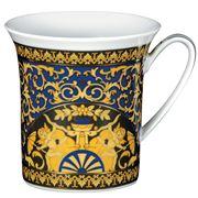 Rosenthal - Versace Medusa Blue Gourmet Mug