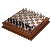 Royal Selangor - Camelot Mini Chess Set