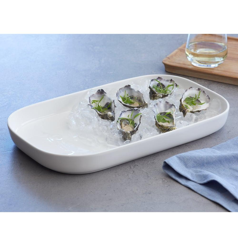 NEW Davis /& Waddell Taste Loft Rectangular Platter