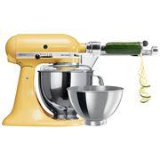 KitchenAid - Artisan KSM160 MYellow Stand Mixer w/Spiraliser
