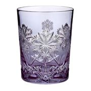 Waterford - Snowflake Wishes Serenity Lavender DOF Tumbler