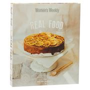 Book - Australian Women's Weekly Real Food