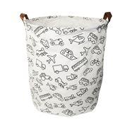 Executive Concepts - Canvas Storage Basket Transport