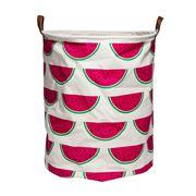 Executive Concepts - Canvas Storage Basket Watermelon