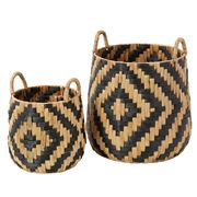 Amalfi - Ho Chi Basket Set 2pce